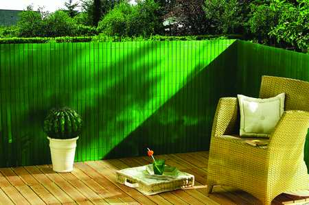 Arte y jardiner a superficies verticales materiales - Como cubrir una terraza ...