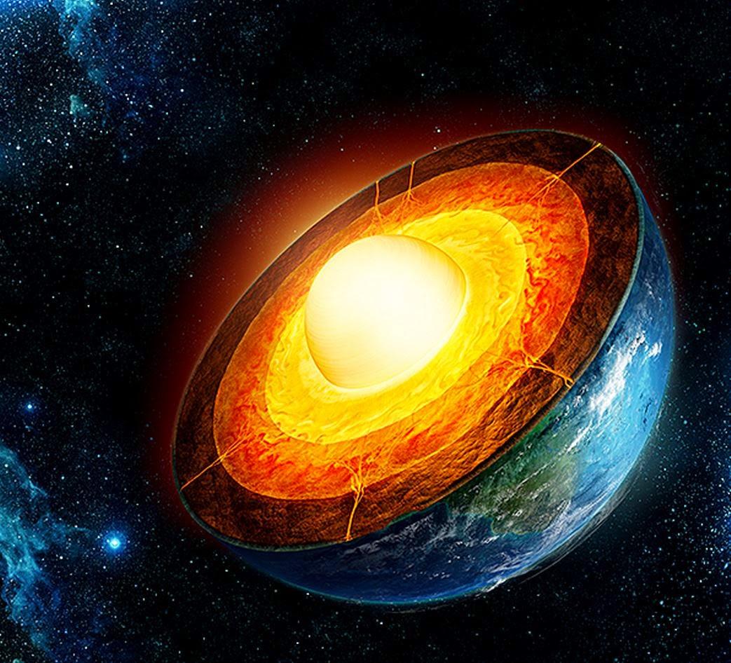 projecte l'energia interna de la Terra