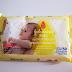 Lenços Umedecidos Johnson's Baby para Recém-Nascidos [Embalagem Amarela]