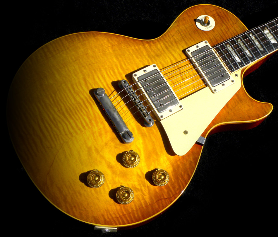 gibson les paul china: