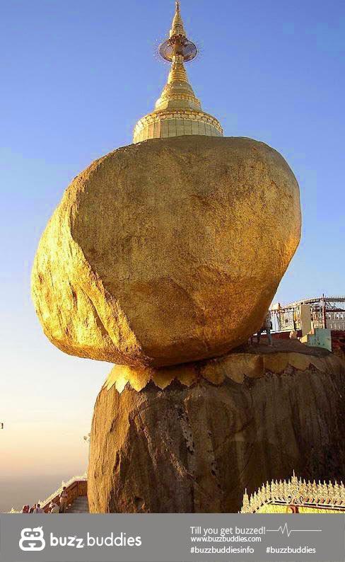 Batu Paling Seimbang di Dunia