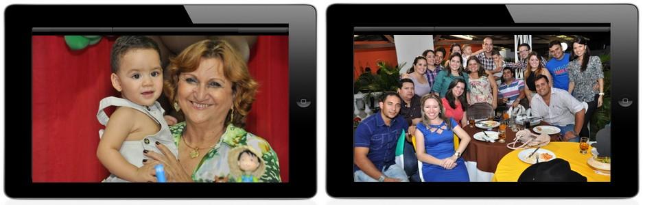 Tia Mazé - Amigos dos pais