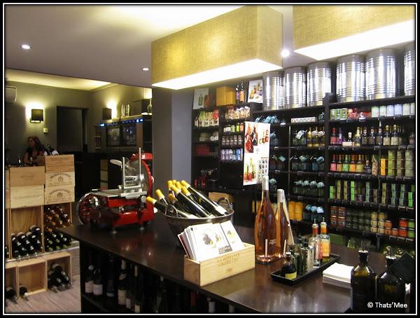 cave bar à vins L'AFFINAGE Tours rue Colbert plateaux fromage