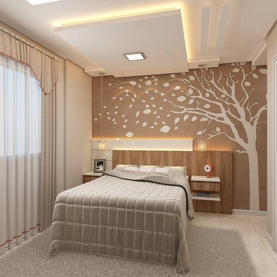 ديكورات جبس غرف نوم بنات مودرن بالصور | شركة ارابيسك