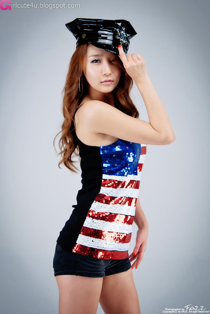 5 Bang Eun Young and USA-very cute asian girl-girlcute4u.blogspot.com