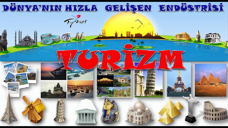 D�nyan�n H�zla Geli�en End�strisi Turizm - SUNU | Feyzullah Demir