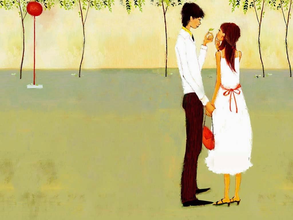 """Đáp án tình yêu của bạn là đây - """"like"""" mạnh nhé"""