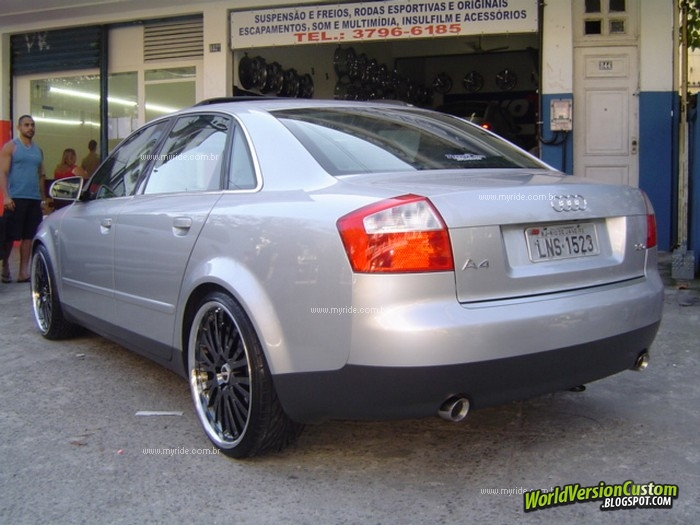 World Automotive Audi A4 Rodas Aro 20