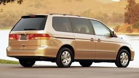 Honda Recalls 374, 000 Minivans