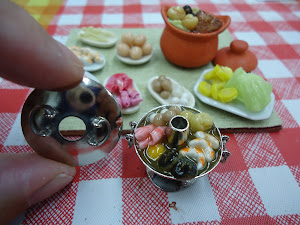 My handmade miniature steamboat