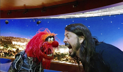 Dave Grohl - Animal - Muppets