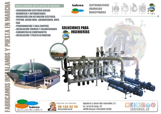 como funciona una planta de biogas instalaciones biodigestores