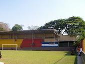 El estadio de hoy...