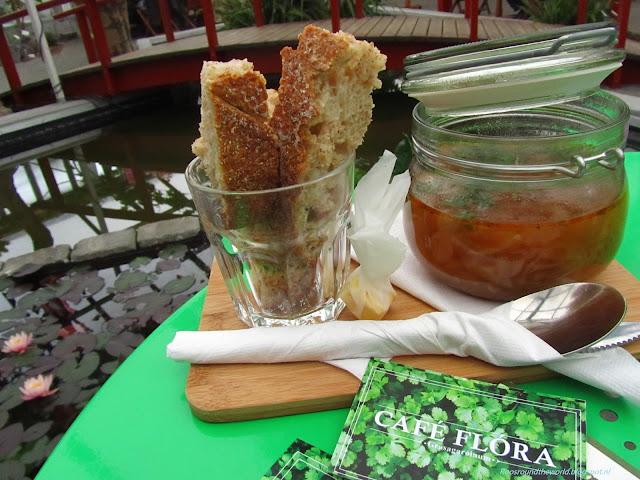 Cafe Flora Botanical Gardens Reykjavik Iceland