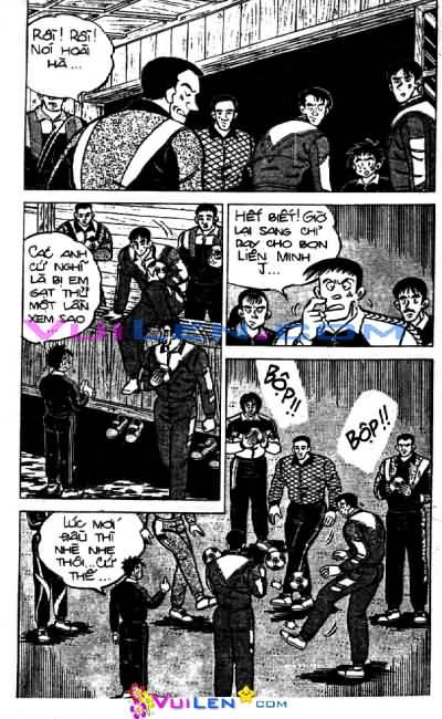 Jindodinho - Đường Dẫn Đến Khung Thành III Tập 55 page 30 Congtruyen24h