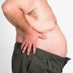 cara alami mengecilkan perut buncit
