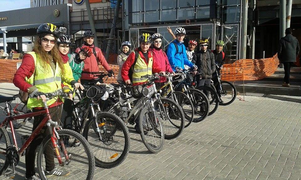 bisikletcil: Cubuklu Osmaniye Turu &- Sucuk Mangal Keyfi