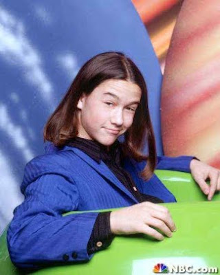 Joseph Gordon Levitt in 3rd rock from the sun