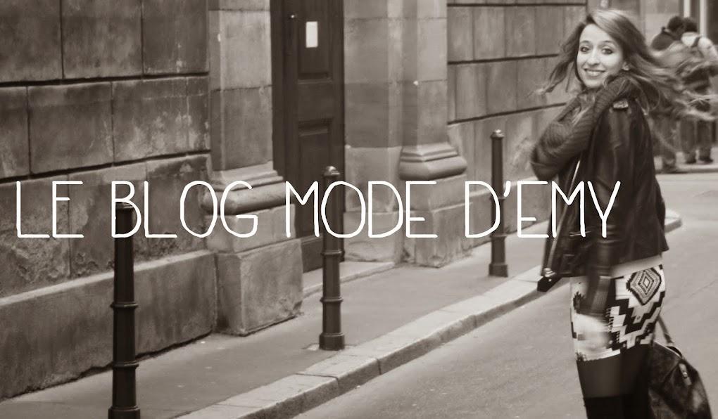 Le blog mode d'Emy