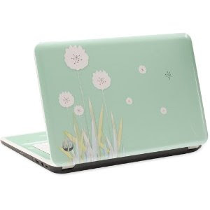 HP, Dandelion, Breeze, Laptop, Cute