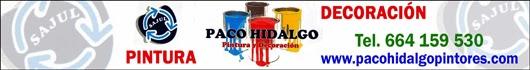 PACO HIDALGO PINTORES