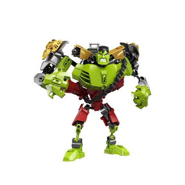 www.onetwobrick.net: set database: LEGO 4530 the hulk
