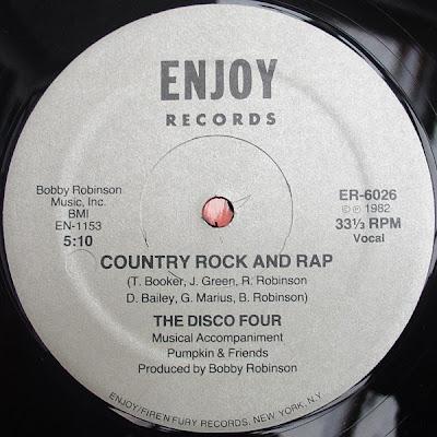 Disco Four – Throwdown (1983) (12'') (320 kb/s)