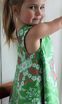 Little Girl Pinafore Dresses