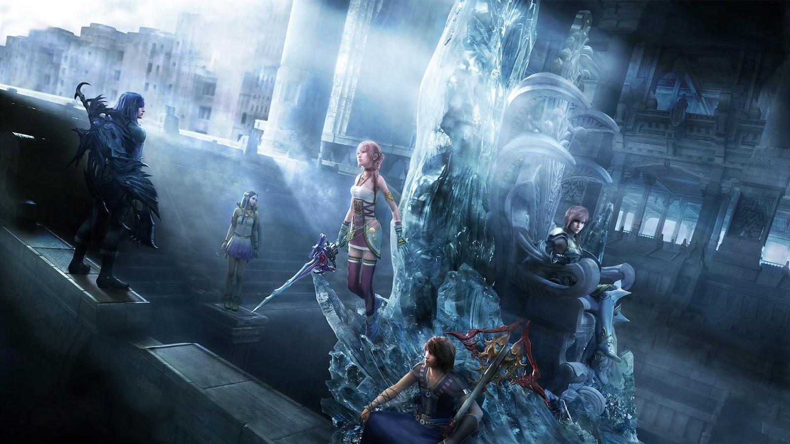 E3 2011: Final Fantasy XIII-2 Impressions   RPG Site