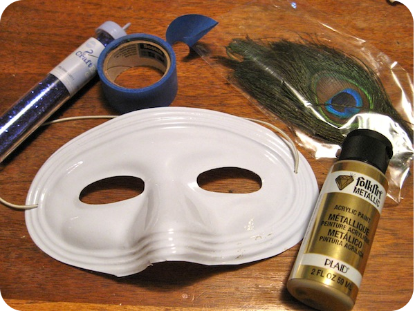 how to make a peel off mask with glue