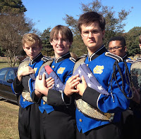 Montgomery Catholic Band Invited to Participate in Veteran's Day Ceremony 1