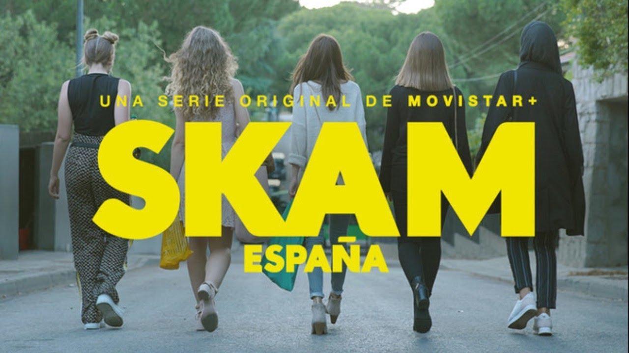 SKAM (Espa&ntildea) 1x06 Espa&ntildeol Disponible