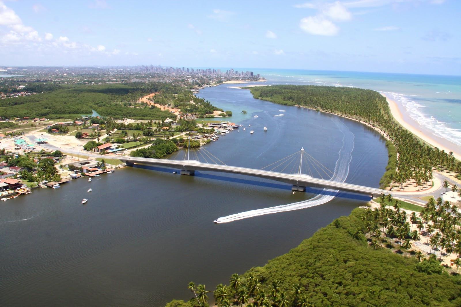 Top ciclomobilidade: Ponte e Praia do Paiva - Pernambuco VK02