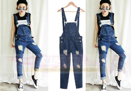 Trend Model Celana Jeans Panjang Wanita Terbaru 2015