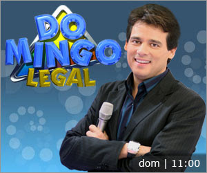 DOMINGO LEGAL APARTIR DAS 11 DA MANHÃ