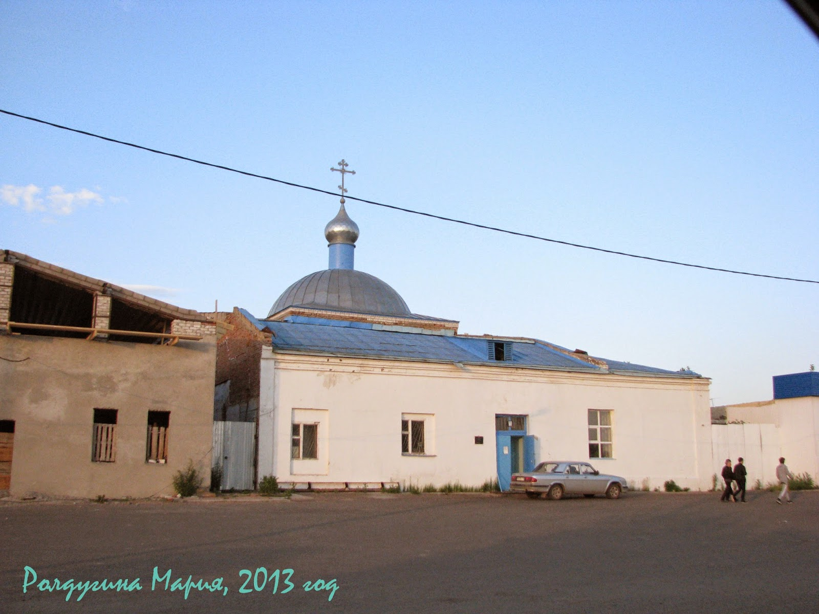 Церковь Гурия, Германа и Варсонофия Казанских