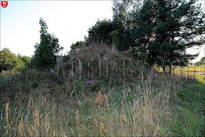 Шестой немецкий ДОТ в деревне Ходаки