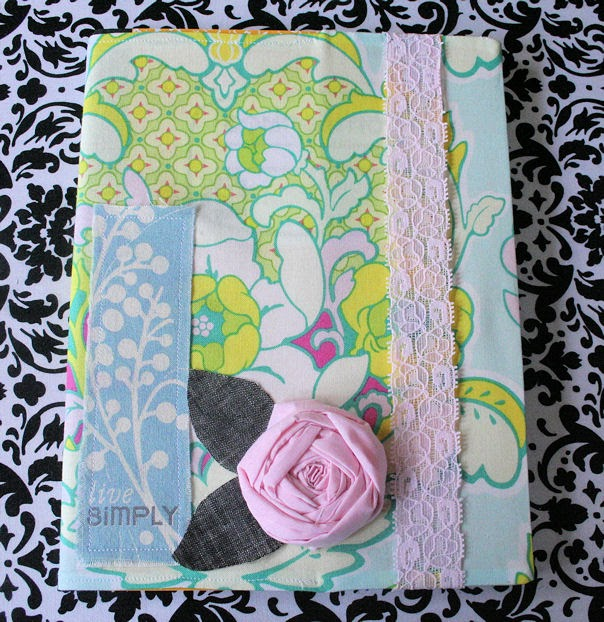 Composition Book Cover Pattern Fabric : I love me some fabric make this a composition book