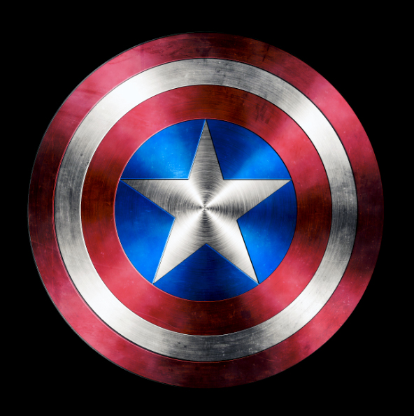 captain america shield padawan 39 s journal. Black Bedroom Furniture Sets. Home Design Ideas
