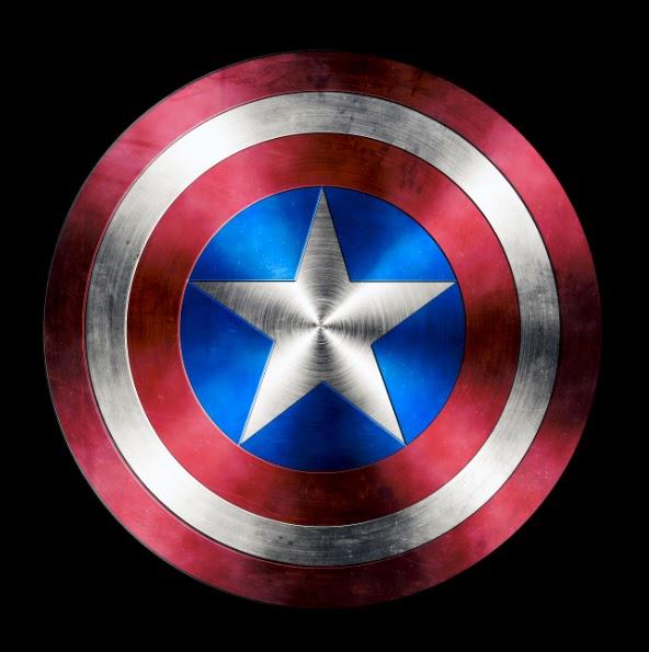Padawan 39 s journal captain america shield - Bouclier capitaine america ...