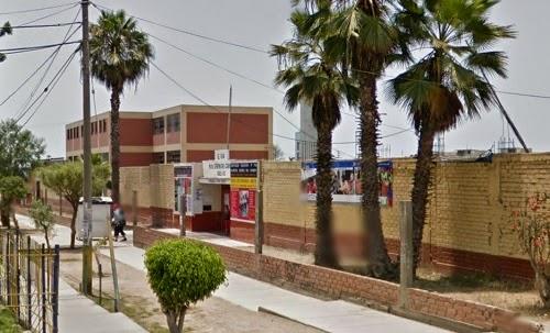 Colegio 1154 NUESTRA SEÑORA DEL CARMEN - Lima Cercado