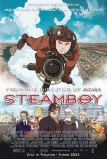 Steamboy Dublado