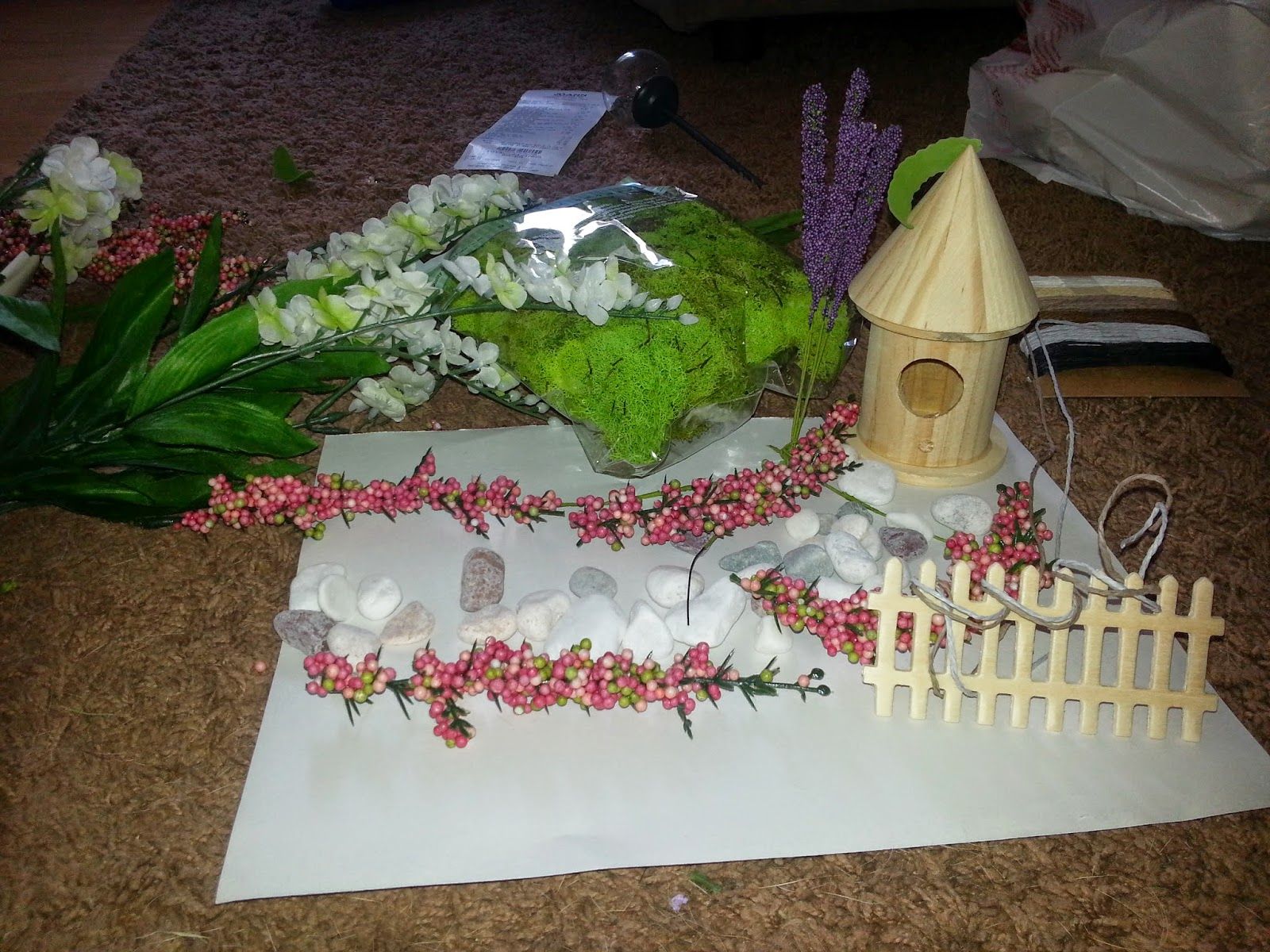 Mrs Bell 39 S Classroom And Mommy Blog Our Fairy Garden