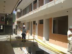 SUPERVISION DE CONSTRUCCION DE EDIFICACIÓN (6 NIVELES) - AÑO 2012