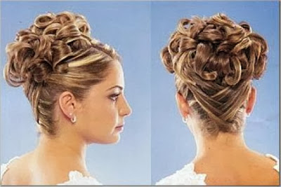newer curly prom hairstyles