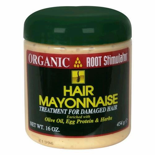 Composition Produit Ingrdients Du Organic Root Stimulator Hair Mayonnaise