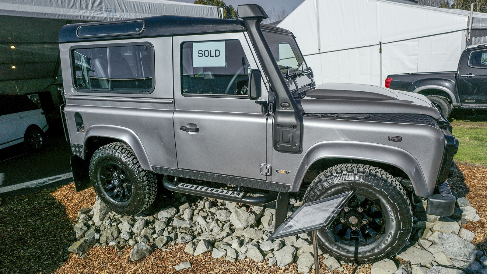 4wd Newz Lxv Years Of Land Rover And A Special Edition