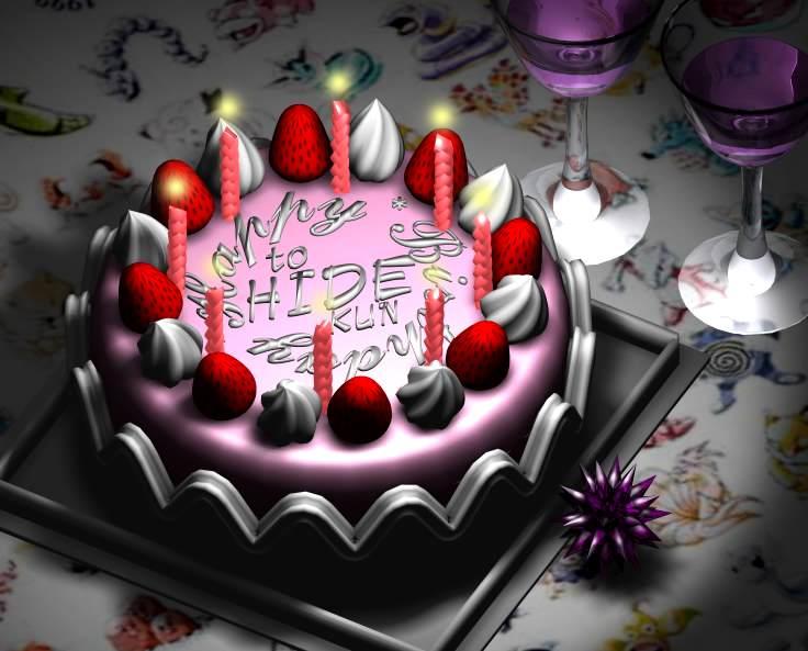 Sinh nhật - Hình chúc mừng sinh nhật đẹp, bánh sinh nhật