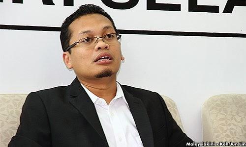 Inikah Dia Contoh Perangai Orang Muda PKR