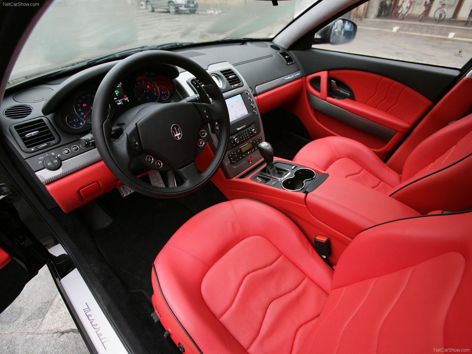 Hình ảnh siêu xe Maserati Quattroporte Sport GT S 2010 & nội ngoại thất
